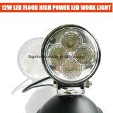Het waterdichte 3inch12W Epistar LEIDENE Licht van het Werk voor Vrachtwagen/Aanhangwagen/Vorkheftruck (GT2009-12W)