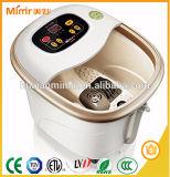 Massage automatique à télécommande de STATION THERMALE de pied de rouleau-masseur avec la roue universelle facile