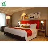 Het Meubilair van de Slaapkamer van het Hotel van het Plein van Crowne, het Elegante Bruine Meubilair van de Slaapkamer van de Gast