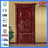 Деревянные двери дверной рамы индийские высеканные деревянные