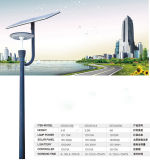 IP 65 태양 가로등을%s 10W-60W 정원 LED 빛