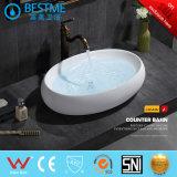 Mobilia di ceramica del bacino degli articoli sanitari della stanza da bagno