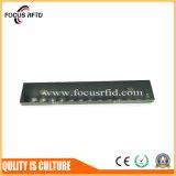 Неровный бирка UHF пассивная RFID для отслеживать компьтер-книжки офисного здания