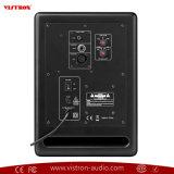 Una serie EC activa profesional estándar de altavoces Pro Audio Studio Monitor