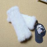 De Handschoenen van het Leer van de Handschoenen/van de Dames van het Leer van Fingerless van jonge geitjes