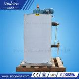 Sistema di refrigerazione Freon/dell'ammoniaca 3 tonnellate per corpo cilindrico vaporizzatore della macchina di fabbricazione di ghiaccio del fiocco di giorno da vendere