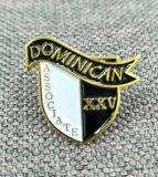 Pin a forma di personalizzato promozionale di marchio del metallo dello smalto