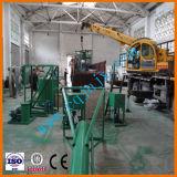 Kleine Abfallwirtschafts-Maschine für Pyrolyse-Öl-Destillation zum Dieselkraftstoff