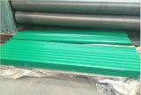 Het golf Blad van het Dakwerk van het Staal PPGI/van het Metaal/van het Ijzer in Kleur Ral
