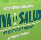 食料品の買い物の再使用可能なNon-Wovenショッピング・バッグ