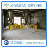 Equipamento de secagem de spray para material químico