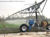 Système d'irrigation transversal de mouvement de machine agricole d'irrigation d'Irritech