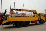 De Vrachtwagen van de Boom van de Lading van Dongfeng 20t met de Vrachtwagen van de Lading van het Graafwerktuig van de Kraan 6X4