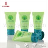 Shampooing bon marché de savon et de gel douche de shampooing de tube de la Chine d'hôtel de la meilleure qualité
