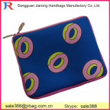 17 '' Neoprene Laptop Sleeve Case Bag with Shoulder Strap