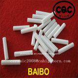Allumina bianca Rod di ceramica di elevata purezza 99.5%
