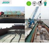 Tarjeta de yeso decorativa de la mampostería seca del material de construcción de Jason para Project-10mm