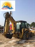 Chargeur neuf utilisé de pelle rétro du chat 420f de chargeur de pelle rétro du tracteur à chenilles 420f