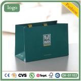 Sacchetto cosmetico verde Top-Grade, sacco di carta del regalo, sacchetto cosmetico