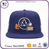 Nous découvrons le chapeau en gros de Snapback de panneau de la coutume 6 de produits de la Chine d'ours