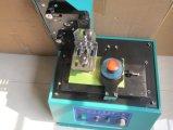 La pequeña máquina de tampografía con unidad de exposición y de pelo