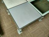 Plancher augmenté par fini gris de HPL