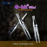 Atomizzatore liquido del serbatoio colpito G E della sigaretta di Seego E mini da vendere