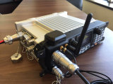 P25 herkömmlich u. beweglicher taktischer Radioradio des Trunking-P25 für Militär