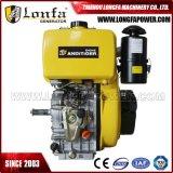 Dieselmotor van de Cilinder van de fabriek de Goedkope 186f Enige