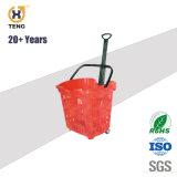 Vente d'usine 56L de solides de rouleaux en plastique