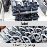 Piattaforma di produzione montata rimorchio del pozzo d'acqua e macchina della piattaforma di produzione del pozzo trivellato e di carotaggio