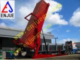 De hydraulische Telescopische Kantelhaak van de Container met de Cel van de Lezing van de Lading