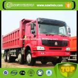 Dump HOWO camion à benne basculante Sinotruk 371HP 6X4 Dumper chariot