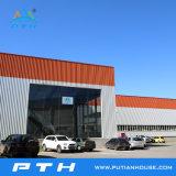Estructura de acero preparada de fábrica de prefabricados o Almacén