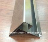Нержавеющая сталь отливая в форму с форменный волосяным покровом профиля или отделкой зеркала