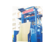 Elektronische Industrie-Gleisketten-Rollen-Granaliengebläse Abrator mit Sgss
