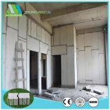 Comitato di parete prefabbricato leggero del cemento del panino dell'installazione della costruzione