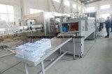 병에 넣어진 물을%s 가득 차있는 자동적인 마시는 병에 넣은 물 채우는 장비 생산 라인