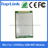 Modulo incastonato del USB 1200Mbps 2.0 ad alta velocità a due bande WiFi di Realtek Rtl8812bu 2T2R 802.11AC 2.4G/5g