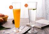 좋은 품질을%s 가진 주문을 받아서 만들어진 로고를 가진 최신 판매 아크릴 처분할 수 있는 플라스틱 컵