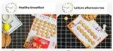 DHA Öl-englischer Zeichen-Biskuit für Baby/Kind