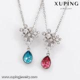 43957 Xuping Accesorios para la Mujer Collar, cristales de Swarovski moda collar