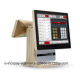"""Registratore di cassa capacitivo dello schermo di tocco di alta qualità 15 di Icp-Ew11d singolo """" per il sistema/supermercato/ristorante/al minuto di posizione"""