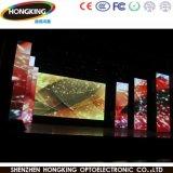La haute d'intérieur régénèrent la publicité polychrome d'Afficheur LED