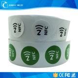 Etiqueta 213, etiqueta engomada de NFC de la etiqueta 216 RFID NFC RFID de NFC
