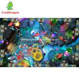 Máquina de juegos de juego video de la ranura del vector de juego de los pescados del casino de la arcada para la venta