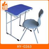 적당한 학교 가구 나무로 되는 학교 책상 및 의자 세트