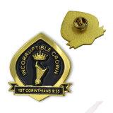 기념품을%s 주문 Brazile Corinthians 풋볼 팀 접어젖힌 옷깃 Pin