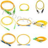 Produttore professionale della Cina di di fibra ottica (cavo di zona di SC/LC/FC/ST)