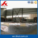 De hoogste Kappen van het Eind van de Tank van het Water van de Pijp van Producten Scheve voor de Behandeling van het Water